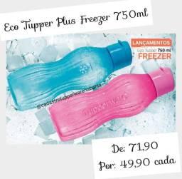 Lançamento freezer eco tuppr