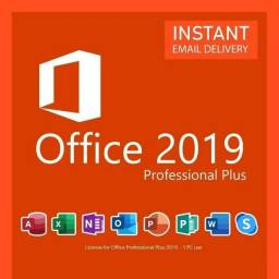 Licença Office 2019 Pro Plus