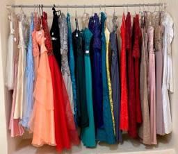 25 Vestidos de festa de fabricação própria