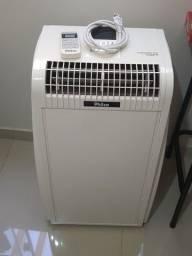 Ar condicionado portátil philco quente e frio 13000btus