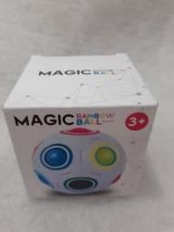 Bola Mágica Do Sol Toy Fidget Rainbow Puzzle