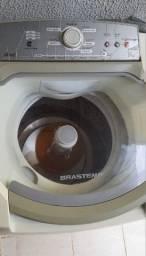 Máquina de lavar Brastemp ative 9kg com cesto - Usada.
