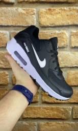 (PROMOÇÃO) Tênis Nike Airmax 90 preto