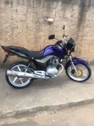 Honda Titan 150 zera
