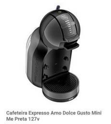 Cafeteira Dolce gusto mini preta