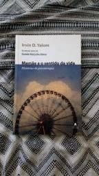 Livro Mamãe e o sentido da vida - Irvin Yalom