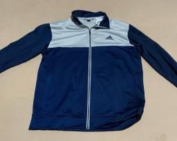 Adidas athletics - conjunto poliéster - M