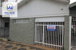Casa com 3 dormitórios para alugar, 254 m² por R$ 1.400/mês - Alemães - Piracicaba/SP