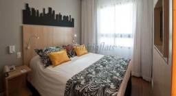 Loft à venda com 1 dormitórios em Pinheiros, São paulo cod:53260046