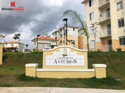 Casa de condomínio para alugar com 2 dormitórios em Vossoroca, Votorantim cod:67611
