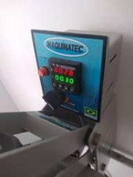 Máquina prensa plana para sublimação