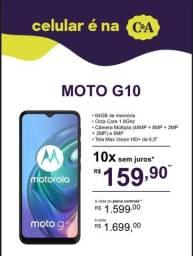 VENDO MOTO G10 64GB