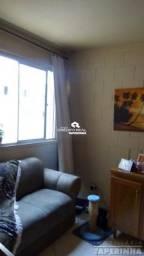 Apartamento à venda com 2 dormitórios em Urlândia, Santa maria cod:9950