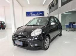 Nissan March  1.6 16V SR (Flex) FLEX MANUAL