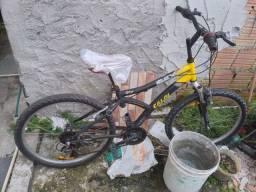 Vendo bike seminova