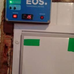 Serviços de refrigeração, elétrica e serralheiro