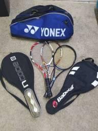Kit raquetes Wilson