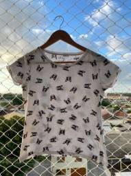 Camisetas cachorro buldogue francês