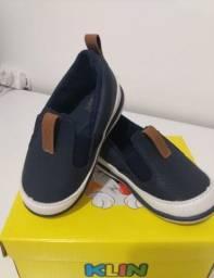 Sapato e Tênis Menino Klin - Usados