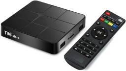 Iptv Smart Tv T96 Mars Android 9.0 4Gb De Ram 32Gb Rom