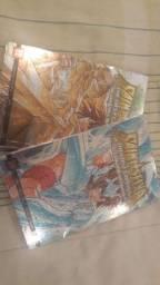 Saint Seiya Lost Canvas Lacrados V 16 e 17