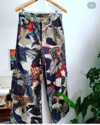 Calças jeans super estilosa piloto Farm tamanho 38 R$40
