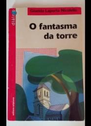 """Livro """"O fantasma da torre"""""""