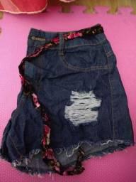 2 shorts jeans TAM 42