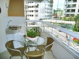 (LN) Apartamento de alto padrão com 3 dormitórios no Balneário - Florianópolis
