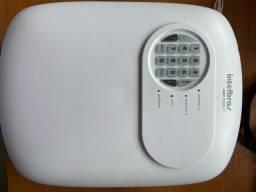 Central de monitoramento alarme residencial