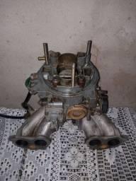 Carburador de Uno Weber TLDF