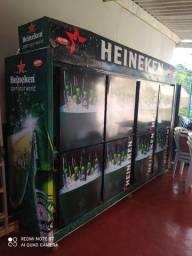Camará fria (Itens pra montar distribuidora de bebidas).