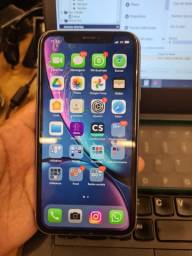 IPhone XR 128GB AZUL || IMPECÁVEL