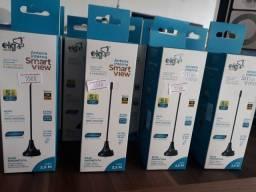 Antena interna digital ela pega HDTV,  4K. VHF. UFH.FM