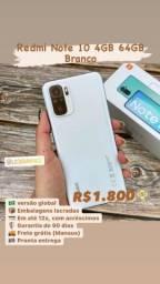 Redmi Note 10 64GB - Loja Rampage