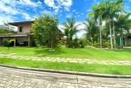 Casa em 2 Lotes no Alphaville Fortaleza, 6 suítes, Porto das Dunas