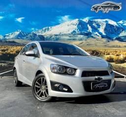 Chevrolet Sonic LTZ 1.6 Flex Automático