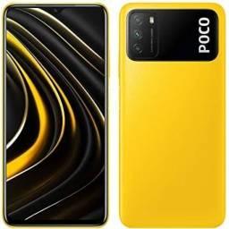 Xiaomi Poco m3 64 Gigas lacrado (amarelo)