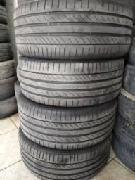 4 pneus Continental aro 19