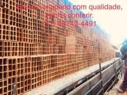 Título do anúncio: Bloco Cerâmico direto da fabrica