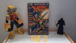 HQ formatinho - Super-Heróis Premium: X-Men nº3