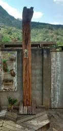 Ducha modelo cascata de madeira de dormente