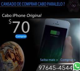 Cabo Iphone Original Lacrado Cabo Lightning USB Original