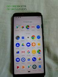 smartphone xiaomi mia 2 - 128 gb de rom com 6 gb de ram