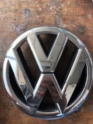 Emblema ou logo Vw Fox