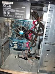 Computador Intel I7 2ª, 500gb, 500w, 8gb