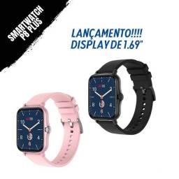 Relogio Inteligente P8 Plus / Smartwatch / Personaliza Tela / Faz Ligação