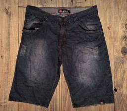 Bermuda Quiksilver jeans Masculina