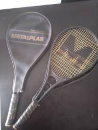 Par de Raquetes Metalplas Super Century 1001