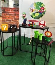 Aluguel de peças decorativas para festas R$ 100,00